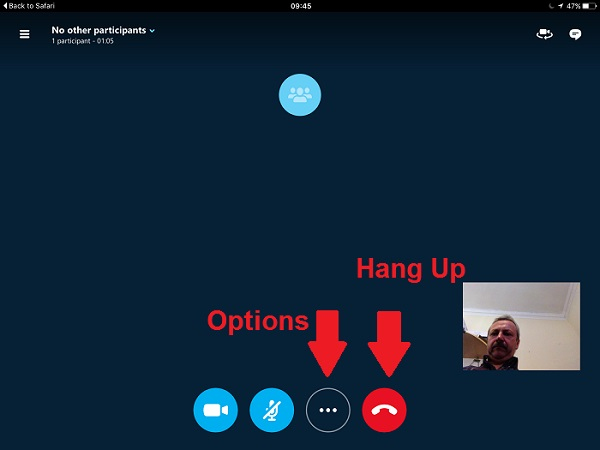 Guide to joining a Skype for Business Meeting